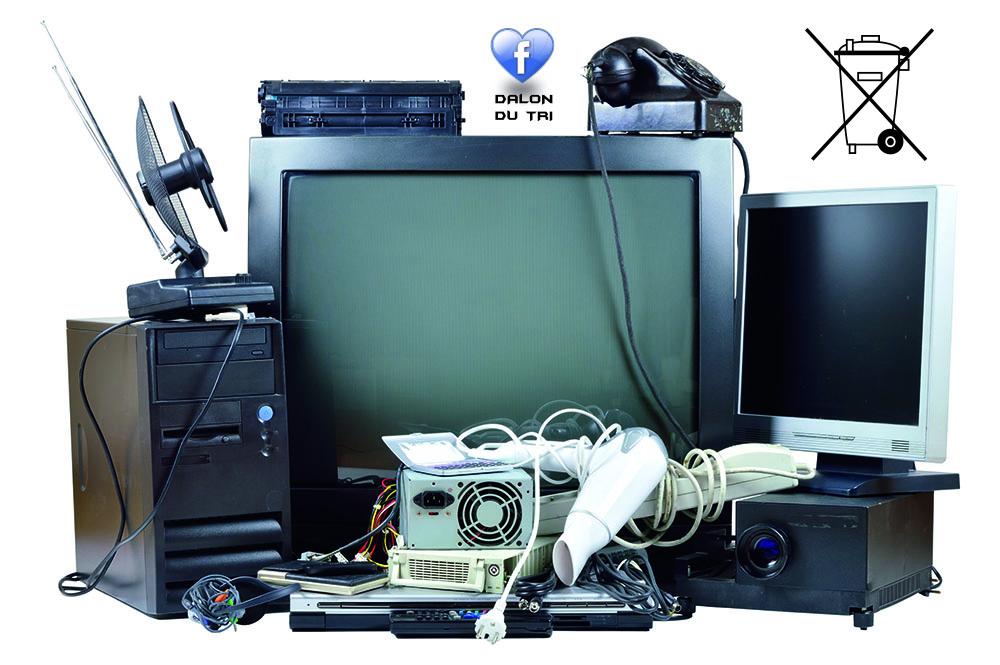 Déchets d'équipement électrique et électronique